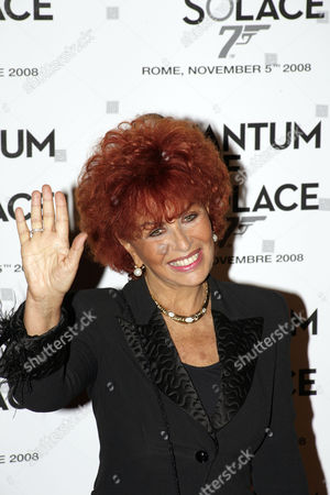 Maria Scicolone, sister of Sophia Loren