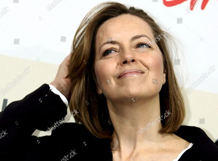 Italian Born Actress Greta Scacchi Poses For a Photo Prior to the Press Conference to Present the Film 'L'amour Cache' by Italian Director Alessandro Capone at the Rome Film Festival in Rome Italy 20 October 2007 Italy Rome