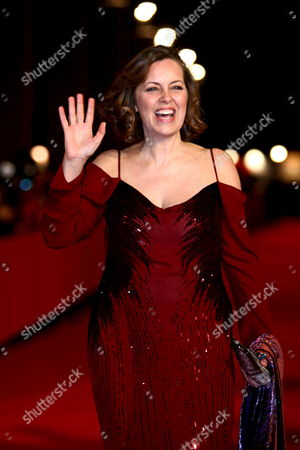 Italian Born Actress Greta Scacchi Poses For a Photo on the Red Carpet Prior to the Screening of the Film 'L'amour Cache' by Italian Director Alessandro Capone at Rome Film Festival in Rome Italy 20 October 2007 the Festival Runs Until 27 October 2007 Italy Rome