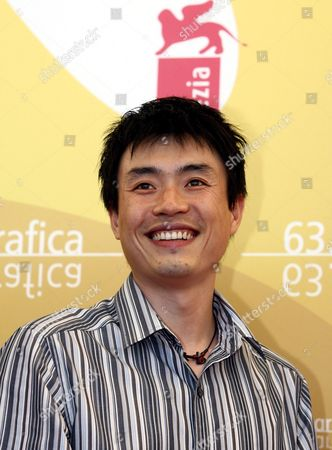 Korean Producer Ryoo Seung-wan Poses For a Photo on Friday 01 September 2006 in Venice During the Press Conference to Promote the Film 'Jak-pae' (the City of Violence) at the 63rd Edition of the Venice Film Festival Italy Venice