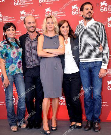 Editorial photo of Italy Venice Film Festival - Sep 2009