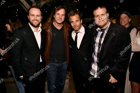Ryan Ross, Bill Paxton, Stephen Dorff and Bobby Tomberlin