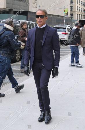 Editorial image of Lloyd Klein at Manhattan Supreme Court, New York, USA - 29 Jan 2017