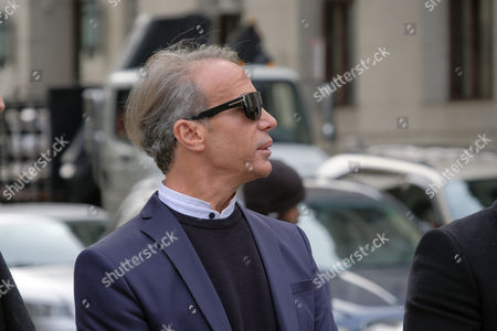 Stock Image of Lloyd Klein, prosecutors dropped the assault case against him after he allegedly roughed up 'Catwoman' Jocelyn Wildenstein when he went to pick up his belongings from her luxury high-rise