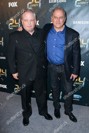 Manny Coto and Evan Katz