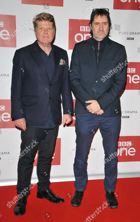 Editorial picture of 'SS-GB' TV series photocall, London, UK - 30 Jan 2017