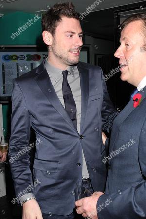Daniel Pearce and Jamie Bill