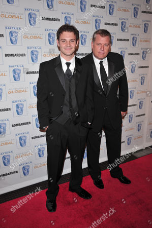 Stock Photo of Calvin Goldspink and Joe Simpson