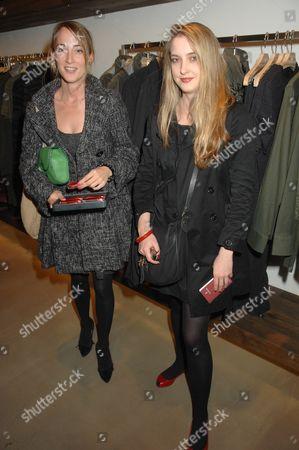 Daisy De Villeneuve and Poppy De Villeneuve