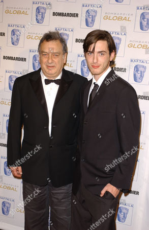 Stephen Frears and son Will Frears