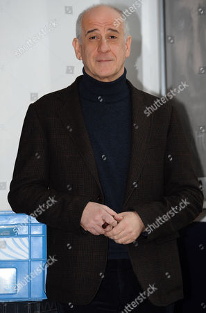Italian Actor and Cast Member Toni Servillo Poses During a Photocall For the Movie 'Il Gioiellino' (the Gem) in Rome Italy 01 March 2011 the Movie by Italian Director Andrea Molaioli Will Premiere in Italy on 04 March 2011 Italy Rome