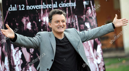 Italian Actor and Cast Member Valerio Binasco Poses During a Photocall For the Movie 'Noi Credevamo' in Rome Italy 09 November 2010 the Movie by Italian Director Mario Martone was Presented in Competition at the 67th Annual Venice Film Festival and Will Premiere in Italy on 12 November Italy Rome