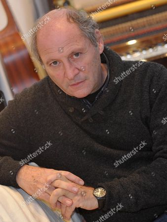 Stock Picture of A Picture Made Available on 02 December 2010 Shows Austrian Director Robert Dornhelm During an Interview with Italian News Agency Ansa at His Home in Rome Italy 26 November 2010 Dornhelm is Working on a Film Entitled 'Via Della Rosa' on the 2007 Murder in Perugia of British Student Meredith Kercher Which Focuses on what Drove Amanda Knox and Raffaele Sollecito to Kill Her the Film is Due out in the Course of 2011 Italy Rome