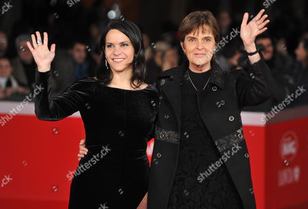 Actress Ursula Pruneda (l) and Director Maria Novaro (r) on Red Carpet Before Their Present Theri Movie 'Las Buenas Hierbas' at the 5th Annual Rome Film Festival in Rome Italy 31 October 2010 the Movie is Presented in Competition at the Festival That Runs From 28 October to 05 November Italy Rome