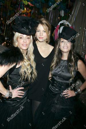 Pamela Skaist-Levy, Blake Lively and Gela Nash-Taylor