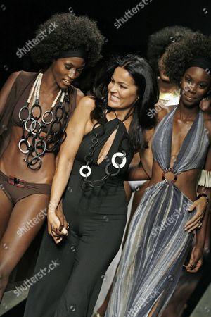 Editorial photo of Italy Milan Fashion Week - Sep 2009