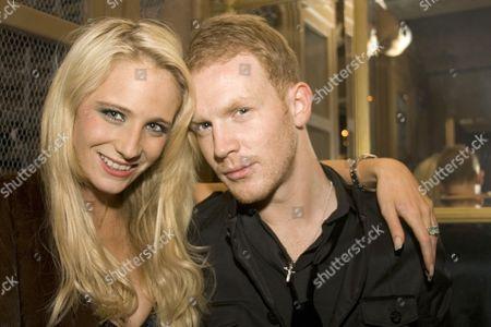 Rex Newmark and Nicole Cammack