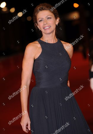 Italian Actress Amanda Sandrelli Poses on the Red Carpet As She Arrives at the Screening of the Film 'Christine' by Her Mother Actress and Movie Director Stefania Sandrelli Presented out of Competition at the 4th Rome International Film Festival Italy on 19 October 2009 the Festival Runs to 23 October Italy Rome