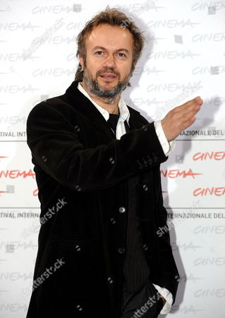 Spanish Actor Tristan Ulloa Poses For Photographs During a Photocall For the Movie 'After' Presented in the Official Competition of the 4th Annual Rome Film Festival in Rome Italy 17 October 2009 the Festival Runs From 15 to 23 October Italy Rome