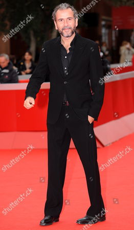 Spanish Actor and Cast Member Guillermo Toledo Attends the Premiere of the Movie 'After' Presented in the Official Competition of the 4th Annual Rome Film Festival in Rome Italy 17 October 2009 the Festival Runs From 15 to 23 October Italy Rome