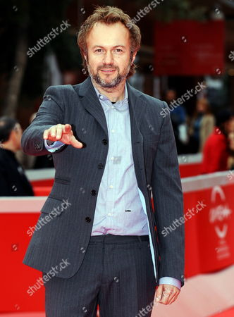 Spanish Actor and Cast Member Tristan Ulloa Attends the Premiere of the Movie 'After' Presented in the Official Competition of the 4th Annual Rome Film Festival in Rome Italy 17 October 2009 the Festival Runs From 15 to 23 October Italy Rome