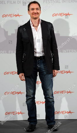 Actor Ben Temple Poses During the Photo Call For the Movie 'I Want to Be a Soldier' at the 5th Annual Rome Film Festival in Rome Italy 02 November 2010 the Movie by Spanish Director Christian Molina is Presented out Competition at the Festival That Runs From 28 October to 05 November Italy Rome