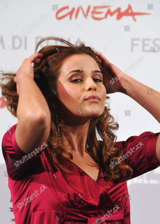 Editorial picture of Italy Rome Film Festival 2010 - Nov 2010