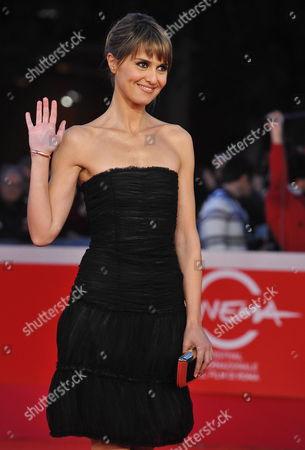 Editorial image of Italy Rome Film Festival 2010 - Nov 2010