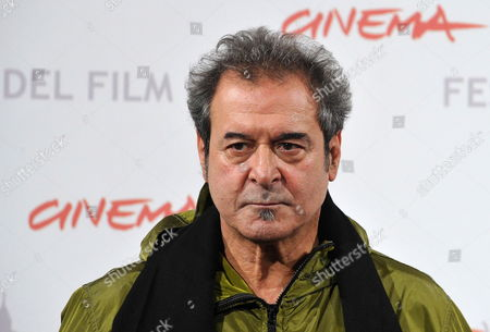 Italian Actor Ennio Fantastichini Poses During a Photocall For the Movie 'Le Cose Che Restano' (longlasting Youth) at the 5th Annual Rome Film Festival in Rome Italy 04 November 2010 the Movie by Italian Director Gianluca Maria Tavarelli is Presented in the Special Events Section of the Festival That Runs From 28 October to 05 November Italy Rome