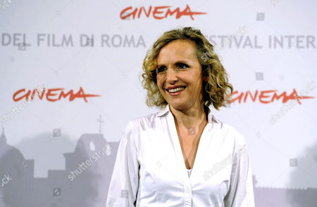 German Actress and Cast Member Juliane Koehler Poses During the Photocall For the Movie 'Una Vita Tranquilla' (a Quiet Life) at the 5th Annual Rome Film Festival in Rome Italy 01 November 2010 the Movie by Italian Director Claudio Cupellini is Presented in the Official Competition of the Festival That Runs From 28 October to 05 November Italy Rome