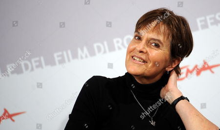 Mexican Director Maria Novaro Poses During the Photocall For the Movie 'Las Buenas Hierbas' (the Goods Herbs) at the 5th Annual Rome Film Festival in Rome Italy 31 October 2010 the Movie is Presented in the Official Competition the Festival That Runs From 28 October to 05 November Italy Rome