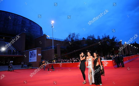 Editorial image of Italy Rome Film Festival 2010 - Oct 2010