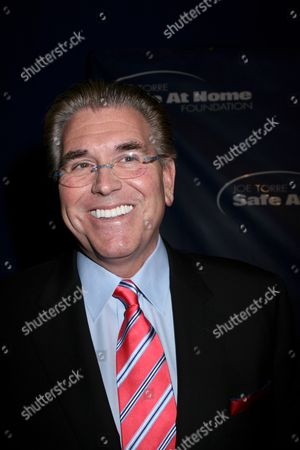 Editorial image of 6th annual Joe Torre Safe at Home Foundation Gala, Pier 60, Chelsea Piers, New York, America  - 07 Nov 2008