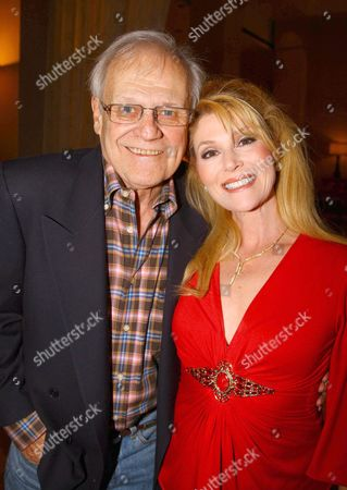 Ken Kercheval and Audrey Landers