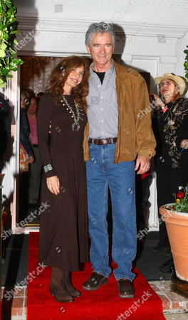 Mary Crosby and Patrick Duffy