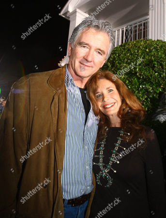 Patrick Duffy and Mary Crosby