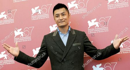 Chinese Actor Shawn Yue Poses During the Photocall For the Movie 'Legend of the First: the Return of Chen Zhen' at the 67th Annual Venice Film Festival in Venice Italy 01 September 2010 the Movie by Chinese Director Andrew Lau is Presented out of Competition at the Festival Running From 01 to 11 September Italy Venice