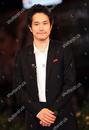 Japanese Actor Kenichi Matsuyama Attends the Premiere of the Movie 'Noruwei No Mori' (norwegian Wood) at the 67th Annual Venice Film Festival in Venice Italy 02 September 2010 the Movie by Japanese Director Tran Anh Hung is Presented in the International Competition 'Venezia 67' at the Festival Running From 01 to 11 September 2010 Italy Venice