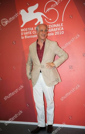 Editorial picture of Italy Venice Film Festival 2010 - Sep 2010