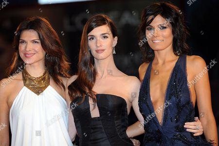 Editorial image of Italy Venice Film Festival 2010 - Sep 2010