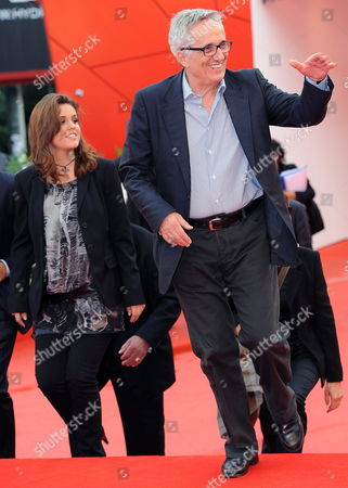 Italian Director Marco Bellocchio (r) and Italian Actress Elena Bellocchio Arrive For the Premiere of Their Movie 'Sorelle Mai' at the 67th Annual Venice Film Festival in Venice Italy 08 September 2010 the Movie is Presented out of Competition at the Festival Running From 01 to 11 September Italy Venice