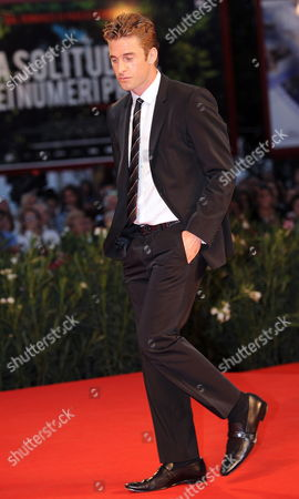 British Actor/cast Member Scott Speedman Arrives For the Premiere of the Movie 'Barney's Version' at the 67th Annual Venice Film Festival in Venice Italy 10 September 2010 the Movie by Canadian Director Richard J Lewis is Presented in the International Competition 'Venezia 67' at the Festival Running From 01 to 11 September Italy Venice