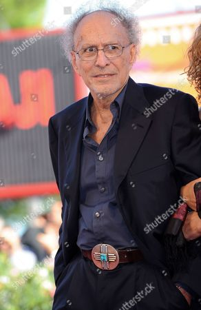Us Director Monte Hellman Arrives For the Premiere of His Movie 'Road to Nowhere' at the 67th Annual Venice Film Festival in Venice Italy 10 September 2010 the Movie by Us Director Monte Hellman is Presented in the International Competition 'Venezia 67' at the Festival Running From 01 to 11 September Italy Venice