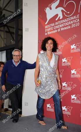 Editorial photo of Italy Venice Film Festival 2010 - Sep 2010