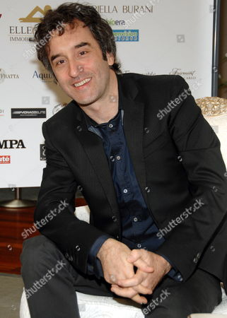 Canadian Actor/cast Member Don Mckellar Poses During a Photocall Prior to the Screening of the Film 'Cooking with Stella ' by Indian Director Dilip Mehta During the Monte-carlo Film Festival De La Comedie 27 November 2009 in Monte Carlo Monaco the Festival Runs Until 28 November Monaco Monte Carlo