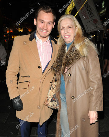 Dima Campbell and Lady Colin Campbell
