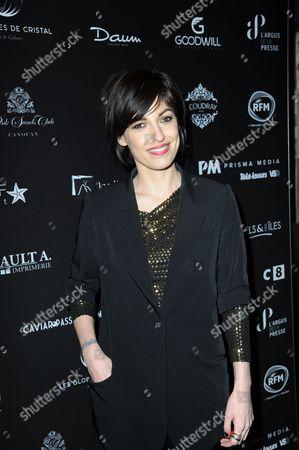 Stock Photo of Jennifer Ayache