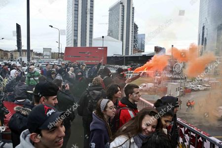 Editorial image of Italy Anti Government Demonstration - Nov 2012