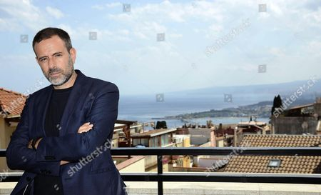 Italian Director and Writer Fausto Brizzi Poses For Photographers During the 61st Taormina Film Festival in Taormina Sicily Island Italy 17 June 2015 the Festival Runs From 13 to 20 June Italy Taormina (messina)