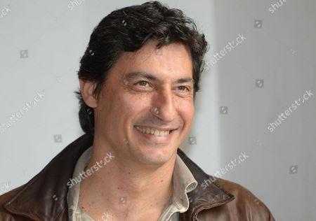 Italian Actor Emilio Solfrizzi Poses During the Photocall For 'Mi Rifaccio Vivo' in Rome Italy 02 May 2013 the Movie Will Be Released in Italian Cinemas on 09 May Italy Rome